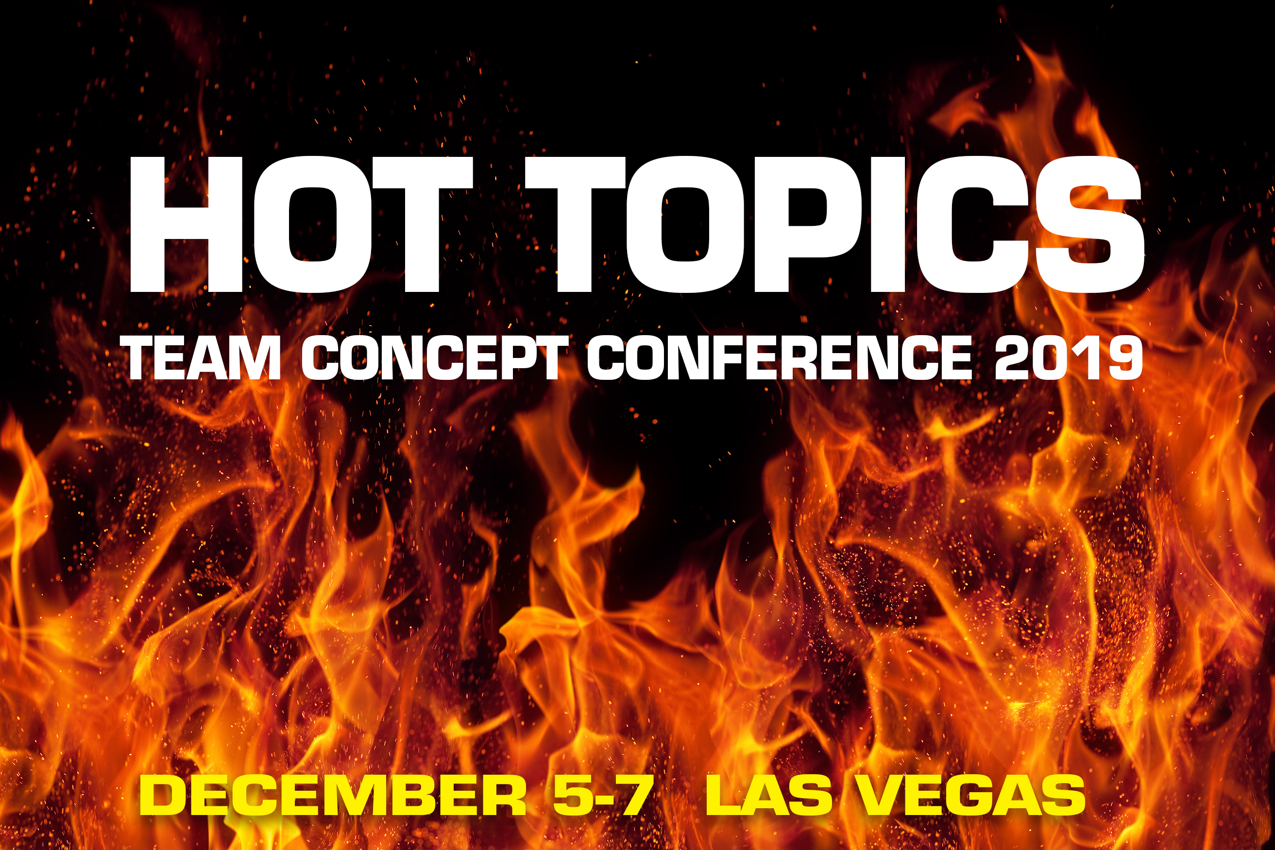 TCC 2019 Hot Topics